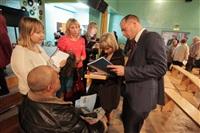 Встреча с губернатором. Узловая. 14 ноября 2013, Фото: 55