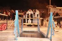 Туляки окунулись в крещенскую прорубь, Фото: 4