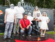 Железный трон в парке. 30.07.2015, Фото: 16