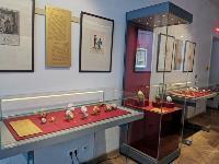 В Туле открылась выставка старинных фарфоровых пасхальных яиц, Фото: 1
