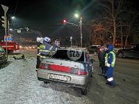 Двойное ДТП на улице Рязанской, Фото: 3