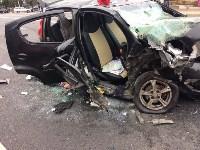 Массовое ДТП в центре Тулы: четверо пострадали, Фото: 3