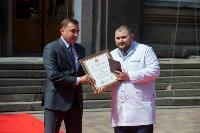 В Туле вручили дипломы выпускникам медицинского института, Фото: 45