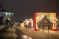 Дюмин осмотрел новогоднюю Тулу, Фото: 6
