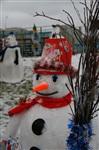 Необычная инсталляция возле средней школы №71, Фото: 7