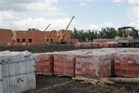 Владимир Груздев проинспектировал строительство жилья в Кимовске и в Донском, Фото: 6