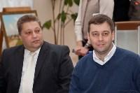 Глава города Алексин Эдуард Эксаренко и глава администрации Алексина Павел Федоров, Фото: 16