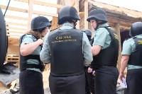 В Плеханово начали сносить дома в цыганском таборе, Фото: 31