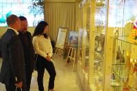 В Общественной палате РФ открылась выставка Тульской области, Фото: 13