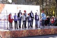 Эстафета Олимпийского огня. Новомосковск, Фото: 4
