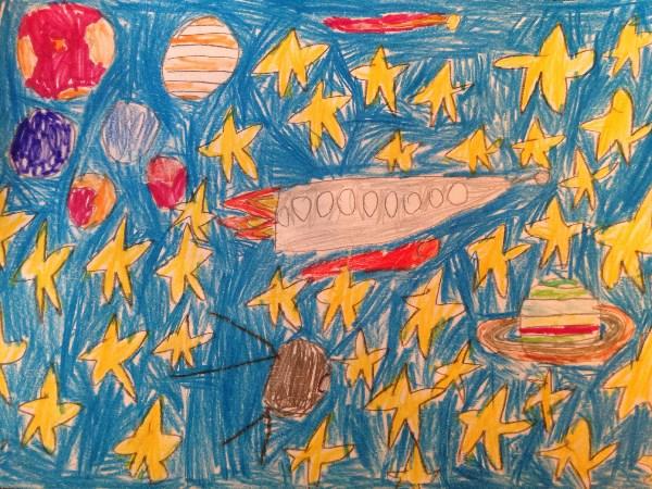 Анастасия, 6 лет