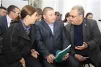 16 октября Владимир Груздев проконтролировал ход работ в Тульском кремле., Фото: 16