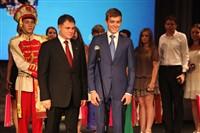 Владимир Груздев поздравил тульских выпускников-медалистов, Фото: 69
