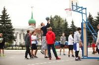Соревнования по уличному баскетболу. День города-2015, Фото: 19