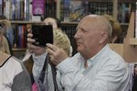 Юрий Вяземский на встрече с читателями, Фото: 3