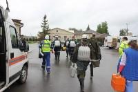 Учения МЧС в Новомосковске, Фото: 7