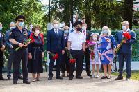 В Советске открыли мемориал, Фото: 20
