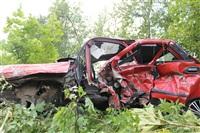 ДТП на трассе «Крым», «десятка» и Mazda. 25 июля 2013, Фото: 7