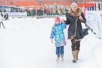 В Туле прошли массовые конькобежные соревнования «Лед надежды нашей — 2020», Фото: 38