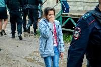 В Плеханово убирают незаконные строения, Фото: 31