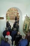Освящение храма в 51-м полку, Фото: 22