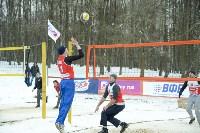 Турнир Tula Open по пляжному волейболу на снегу, Фото: 33