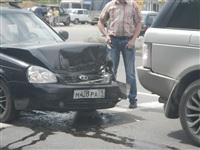 Аварии на Новомосковском шоссе. 13.06.2014, Фото: 13