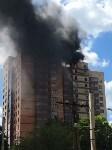 Пожар на на пересечении улиц Гоголевской и Свободы , Фото: 21