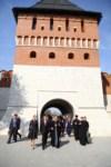 Освящение колокольни в Тульском кремле, Фото: 36
