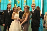 Владимир Груздев поздравил тульских выпускников-медалистов, Фото: 3