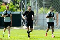 Футболисты «Арсенала» вышли из отпуска и провели первую тренировку, Фото: 8