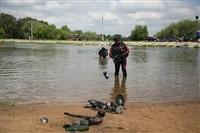 Очистка пруда в Центральном парке, Фото: 30