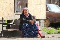 В Плеханово продолжается снос незаконных цыганских построек, Фото: 14