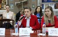 В Туле обсудили перспективы  трудоустройства выпускников вузов, Фото: 16