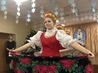 Представители министерства культуры Тульской области поздравили воспитанников Долматовского детдома, Фото: 1