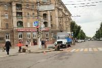 Проспект Ленина затопило, Фото: 17