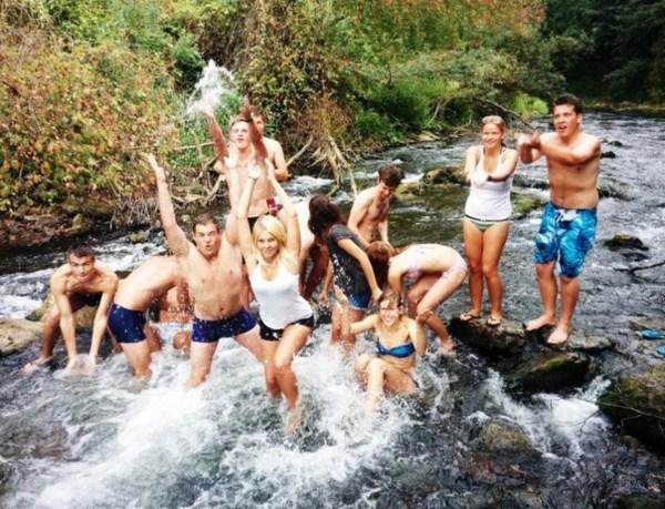 Отдых в Бунырево с друзьями-это незабываемые моменты молодости!