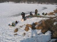 Соревнования по зимней рыбной ловле на Воронке, Фото: 22