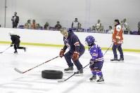 Легенды хоккея провели мастер-класс в Туле, Фото: 35