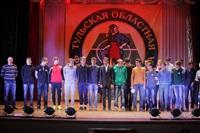 Тульская областная федерация футбола наградила отличившихся. 24 ноября 2013, Фото: 29