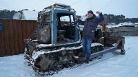 Мотороллер «Алексей Геннадьевич» из Тулы установил рекорд скорости на «Байкальской миле», Фото: 11