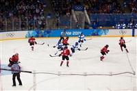 Женский хоккейный матч Канада-Финляндия. Зимняя Олимпиада в Сочи, Фото: 18