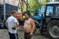 Субботник на ул. М.Горького, Фото: 58
