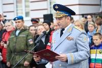 Воспитанникам суворовского училища вручили удосоверения, Фото: 27