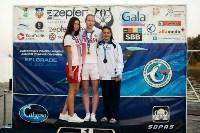 Тулячка взяла серебро на первенстве Европы по плаванию в ластах, Фото: 7