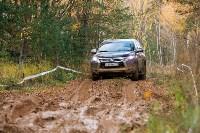 Внедорожный тест-драйв Mitsubishi, Фото: 48