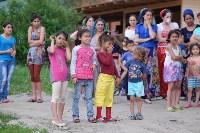 В Плеханово начали сносить дома в цыганском таборе, Фото: 152