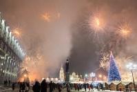Тула - Новогодняя столица России. Гулянья на площади, Фото: 89