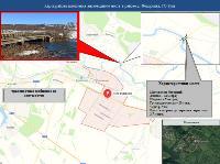 В Тульской области составили схемы объездных путей в случае подтопления мостов , Фото: 7
