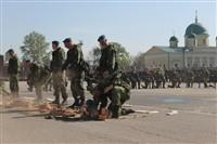 Военный парад в Туле, Фото: 46